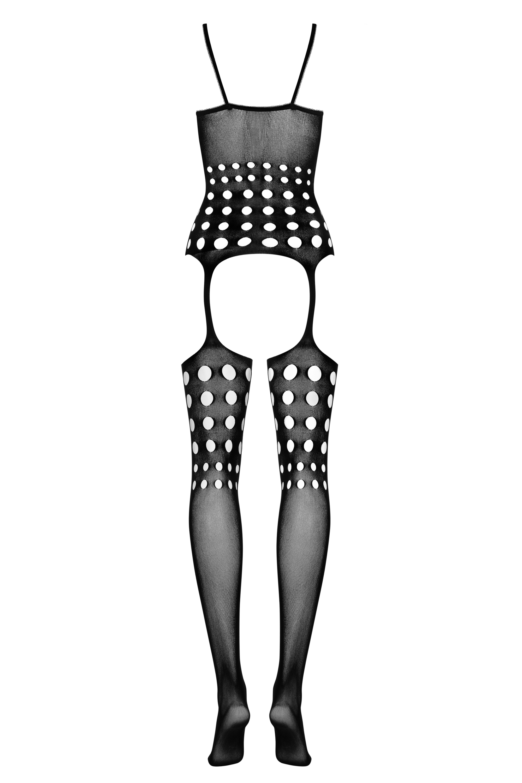 Combinaison Obsessive Noir Bodystocking F204 Combinaisons Obsessive Xl-xxl