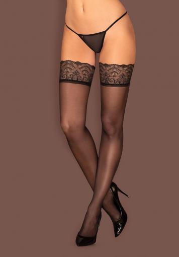 Firella  - Sexy, bas noirs - color: Noir