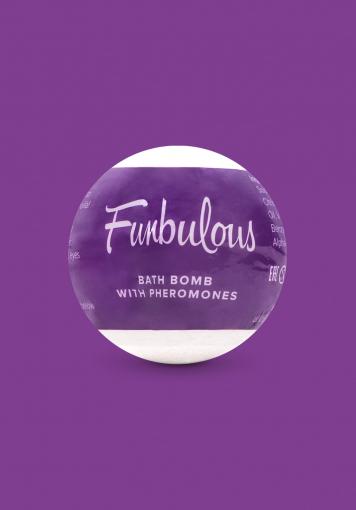 Bombe de bain aux phéromones Fun - Bombe de bain aux phéromones sexy 100 g - color: Rose