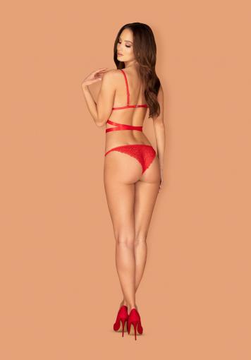 Lovlea - Ensemble rouge  - color: Rouge