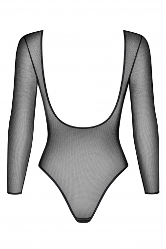 B123  - Body noir brillant - color: Noir
