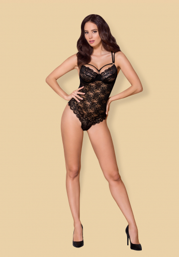 Body sexy - 860-TED-1 - color: Noir