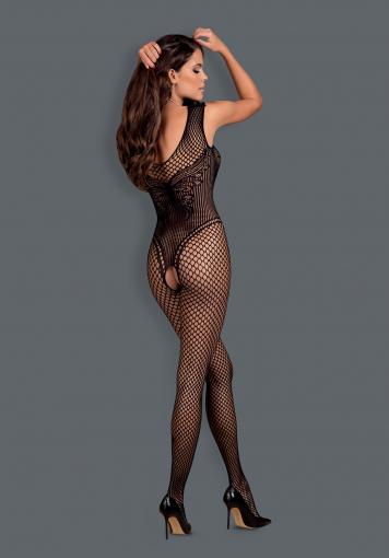 G315 - Bodystocking incroyable ! - color: Noir