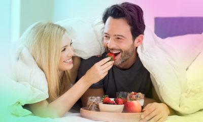 Un repas aphrodisiaque pour pimenter une soirée en amoureux !